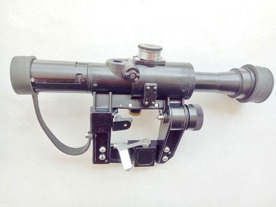 85式狙击步枪白光瞄准镜