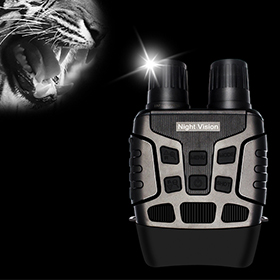 双筒数码夜视仪NV430
