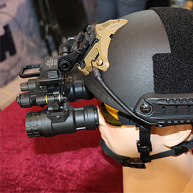 KGS80双目双筒头戴式超二代夜视仪