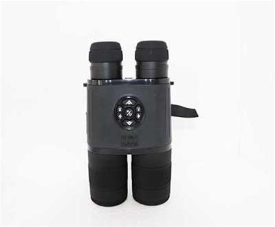 KGS45超高清双筒数码鸿运国际在线娱乐官网鸿运国际日夜两用/大视野/超高清HD拍照录像/GPS定位/支持WIFI连接手机APP遥控操作