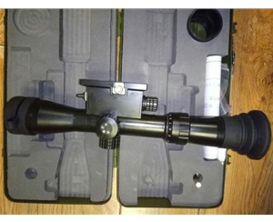 88式狙击步枪白光瞄准镜